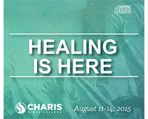 HEALING IS HERE CONFERENCES