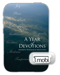A Year of Devotions E-book (Mobi)