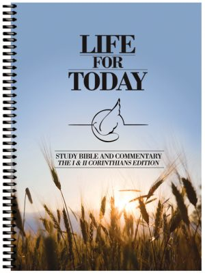 Life for Today - I & II Corinthians Edition