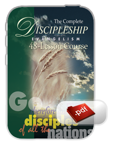 The Complete Discipleship Evangelism Course E-book (pdf)