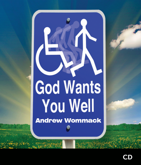 God Wants You Well